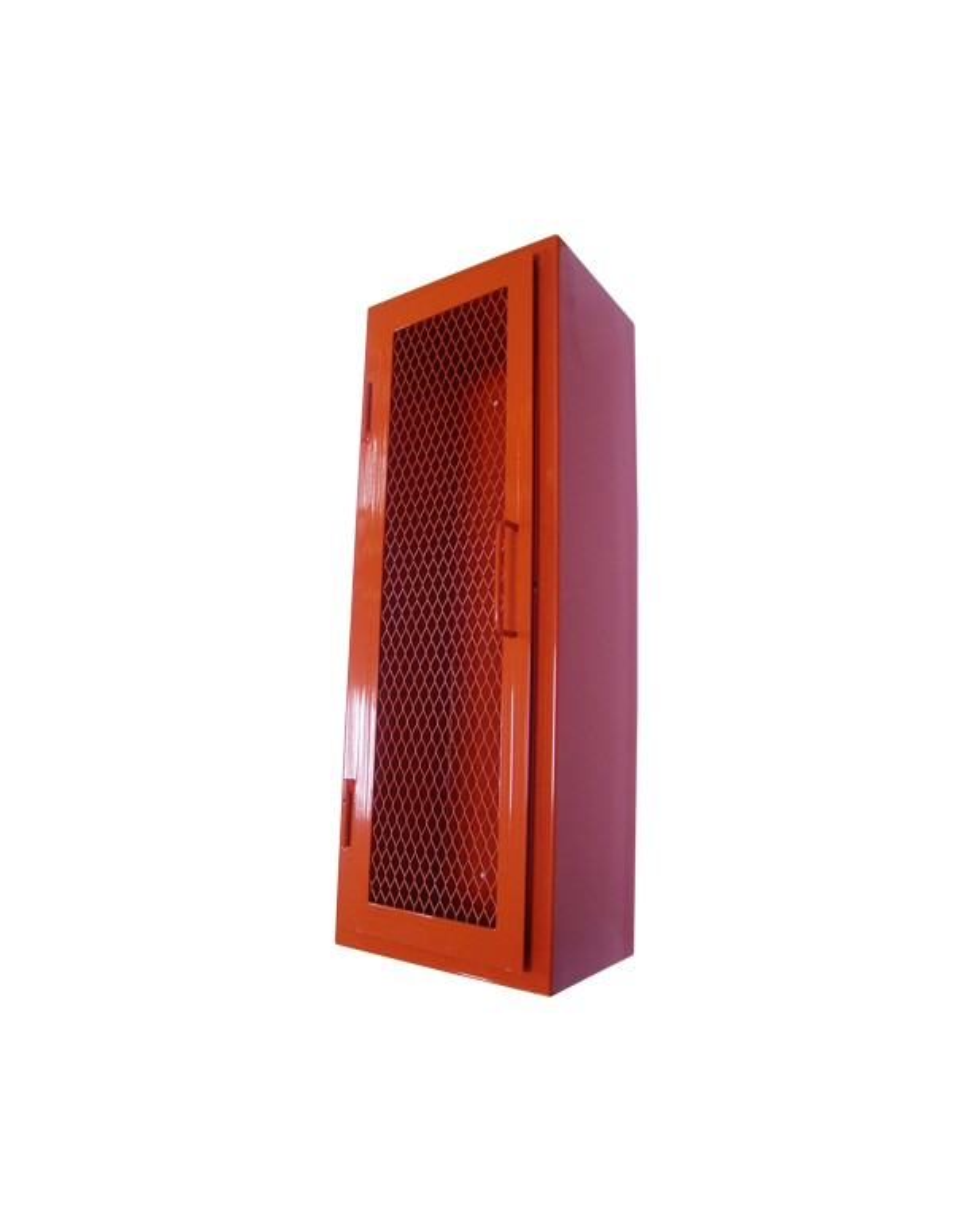 Gabinete extintor con puerta malla ossa sistemas contra - Puertas contra incendios ...
