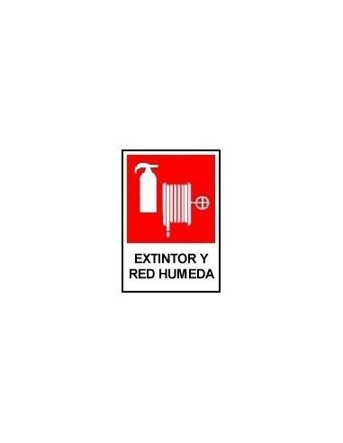 Gabinete Extintor 02 Kg. Policarbonato