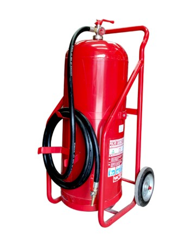 Extintor PQS 100kg
