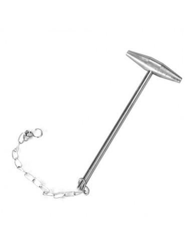 Letrero Escalera de Emergencia 20X15cm UP/IZ