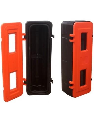 Gabinete Metálico con Diseño Redondo