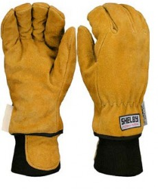 Guantes Shelby 5227 Amarillo
