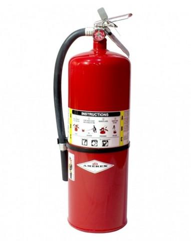 Extintor Portátil Haloclean al 100%