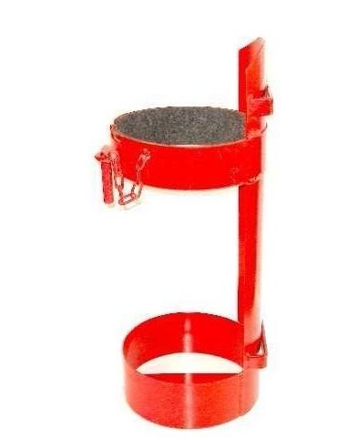 Pedestal de fierro