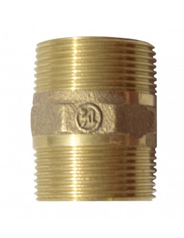 Hilo tuerca de bronce