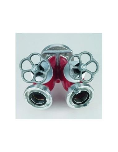 Gabinete marco aluminio para empotrar