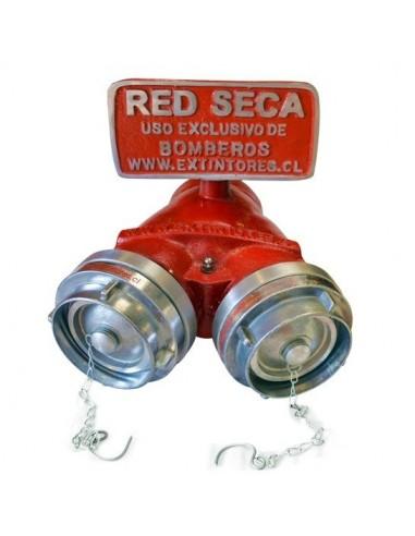 Letrero Red Inerte 20 X 15 CM