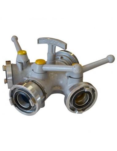 Letrero Equipo de Extinción de Incendios 20 X 15 CM