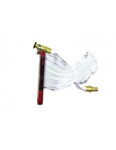 Letrero Vía de Evacuación Derecha 20 X 15 CM